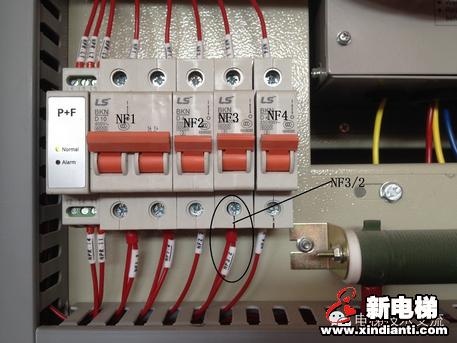 电梯班学生的电气故障排除课(三)