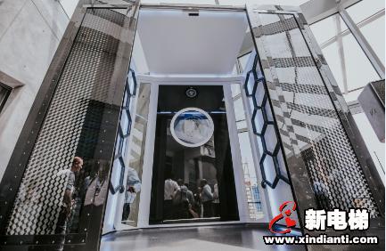 """蒂森克虏伯multi电梯荣获高层建筑和城市住宅委员会创新奖及德国""""2018"""
