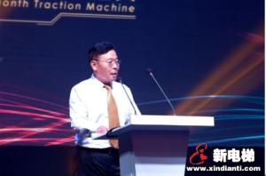 通润驱动董事长张鹤:三十多年来公司致力于赶超世界先进水平